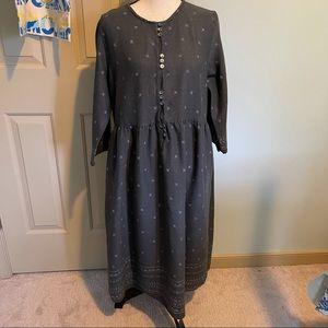 Gudrun Sjöden printed dress size L spring 2021